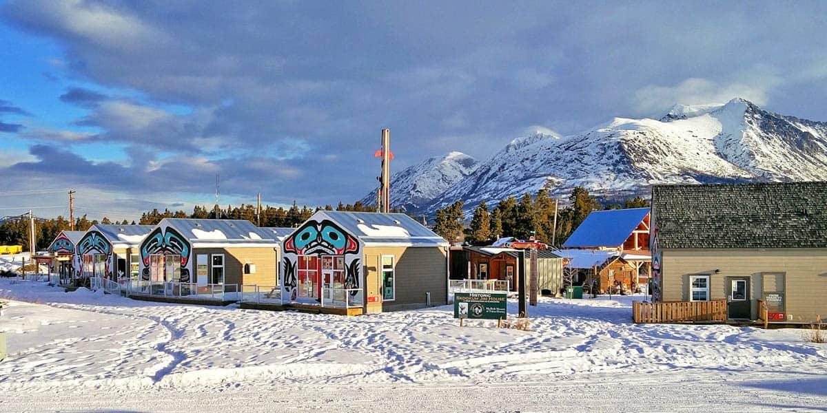Yukon's South