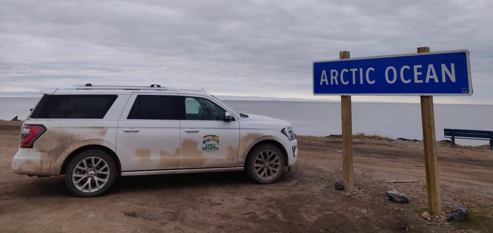 Vom Pazifik ans Eismeer