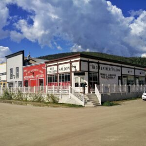 Dawson City Red Feather Saloon